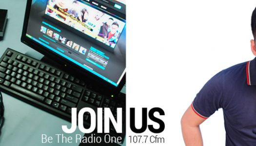 "107.7 CFM UAI ""Open Recruitment"""