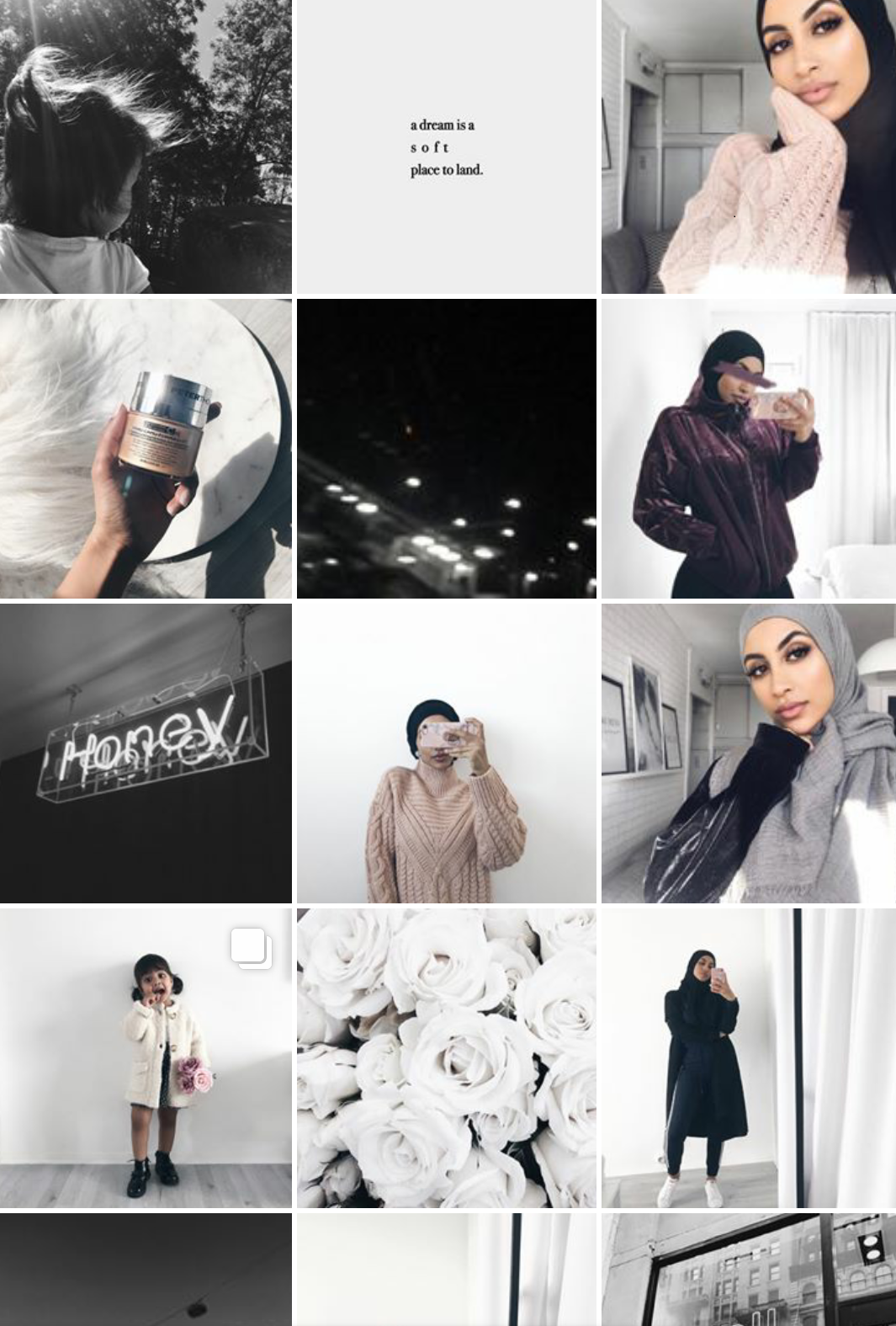 Aesthetic Instagram Decode