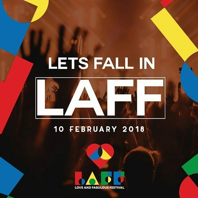 LAFFESTIVAL 2018: 12 Special Show in One Night