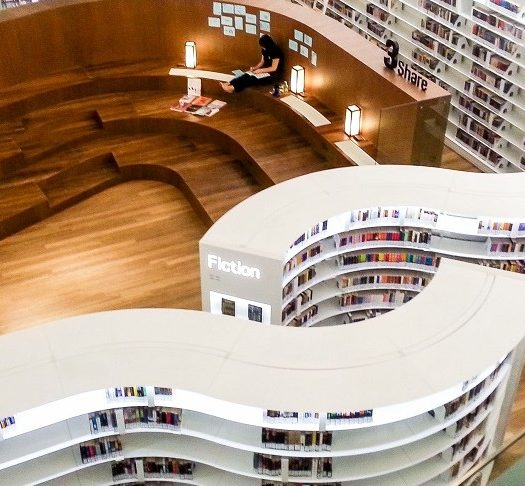 Being The Stylish Library In Singapore, What Does Library@Orchard Offer?