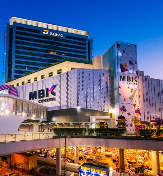 6 Must Visit Place For Shoppers in Bangkok