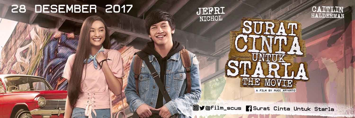 Image result for surat cinta untuk starla the movie