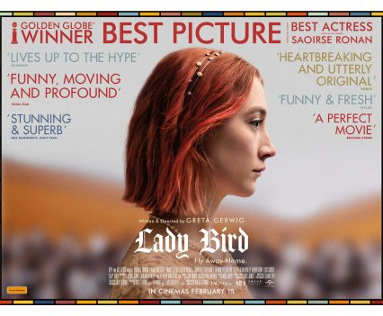 The Unexpected Lady Bird