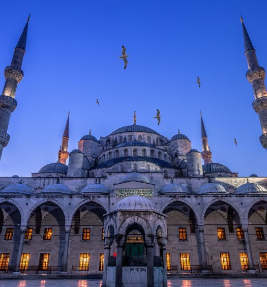 5 Top Most Beautiful Mosques in Turkey