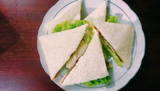 Resep ala deCODE: Ham and Cheese Sandwich