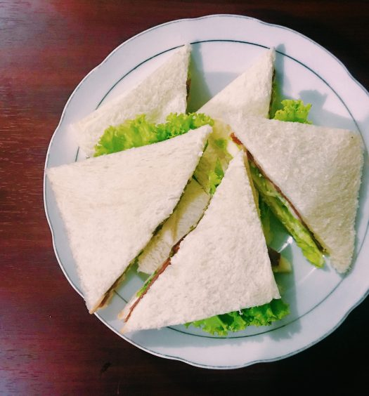 Resep deCODE: Ham and Cheese Sandwich