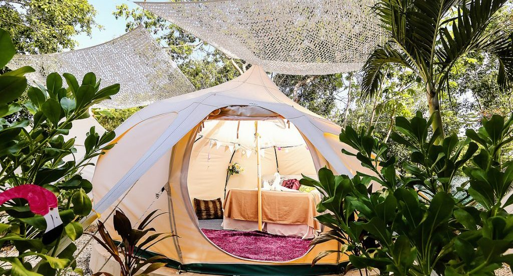 Best Glamping Places to Enjoy the Nature in a Glamorous Way