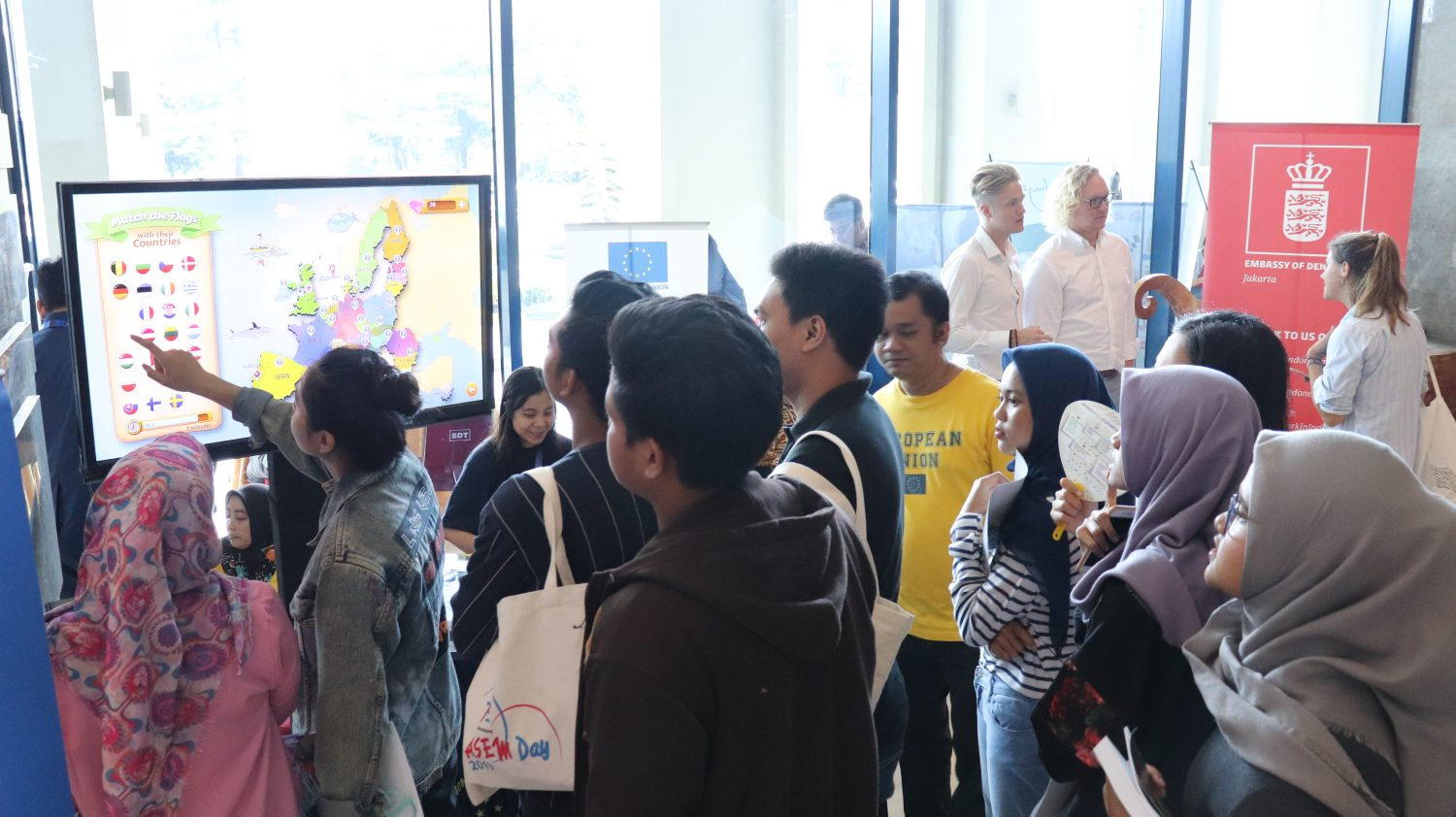 Promoting The Role of Youth in ASEM Day's 2019