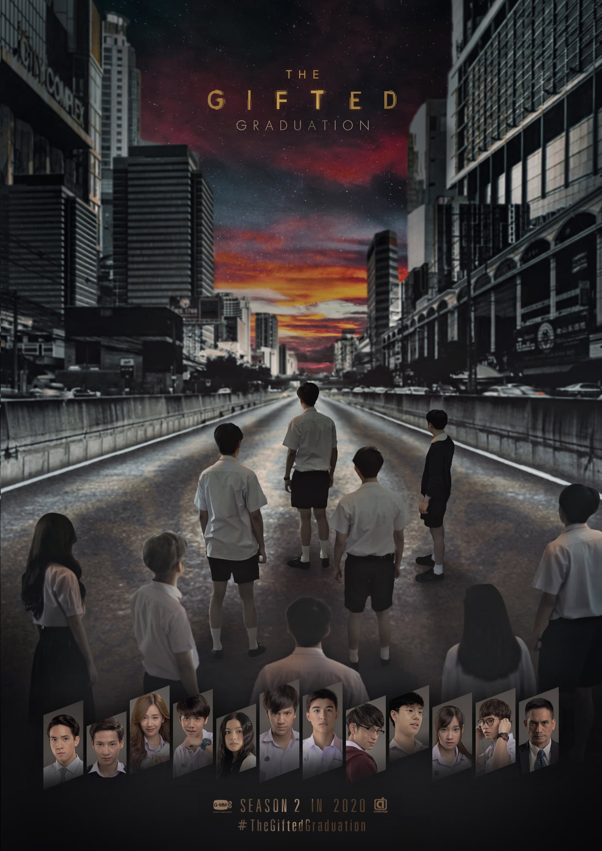 The Gifted Graduation: Serial Thailand Penuh Misteri